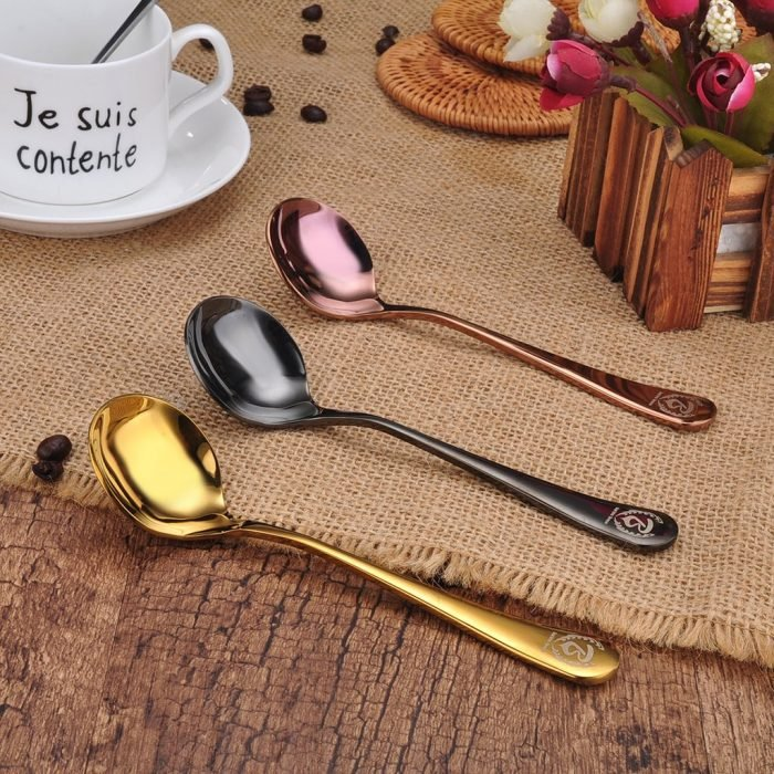 BaristaSpace Coffee Cupping Spoon
