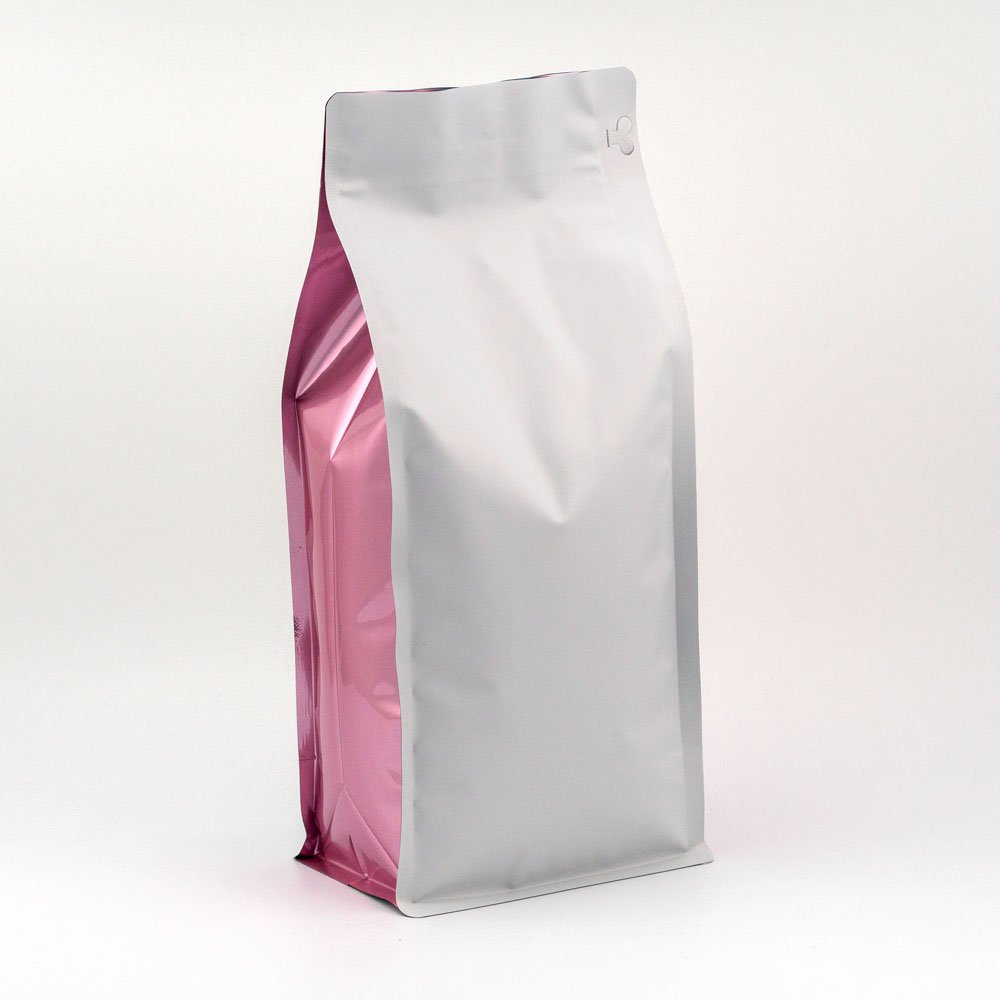Commercial Coffee Bean Bags With Degas Valve And Ziplock