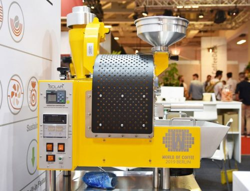 Solar – the most advanced shop roaster in the world!