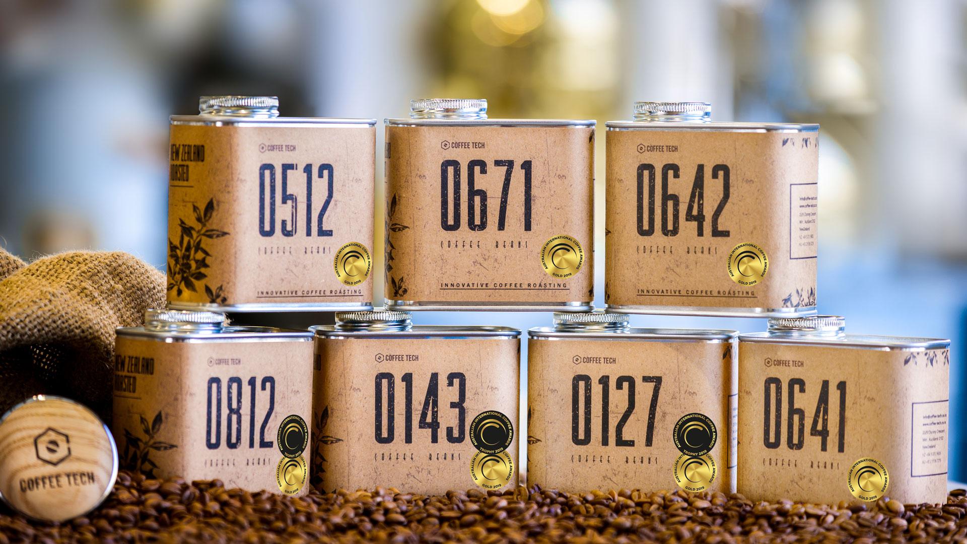 Coffee Tech AICA Awards Coffee