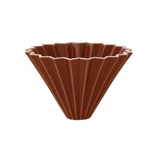 ORIGAMI Dripper M Brown
