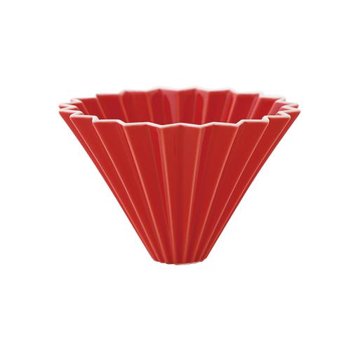 ORIGAMI Dripper M Red
