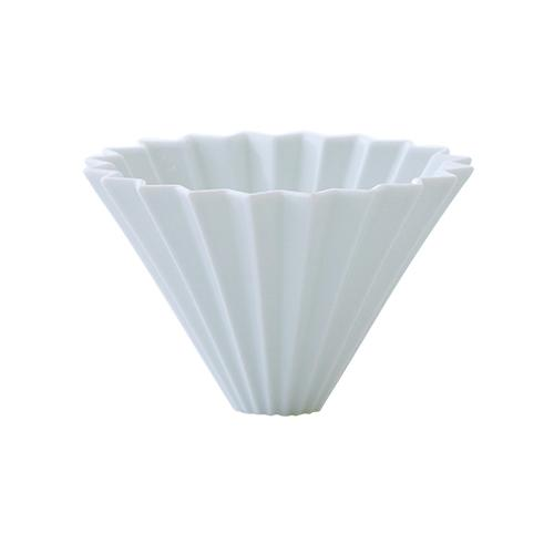 ORIGAMI Dripper M White