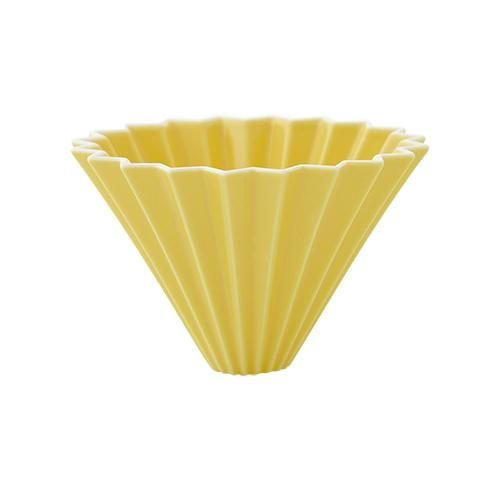 ORIGAMI Dripper M Yellow