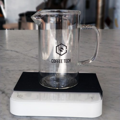 COFFEE TECH LAB Glass Decanter