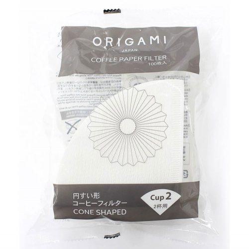 ORIGAMI Paper Filter
