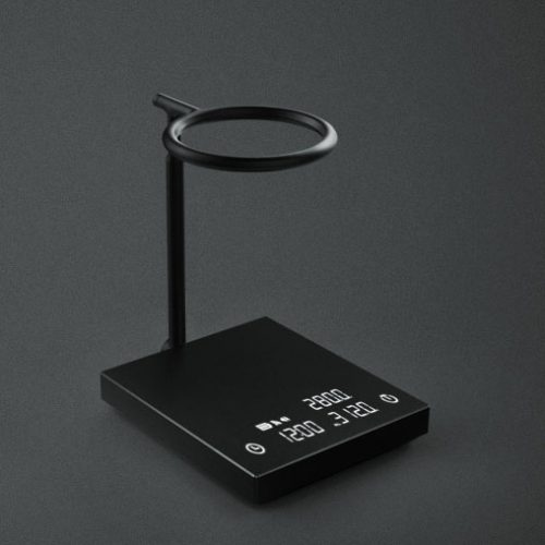 TIMEMORE Black Mirror Smart Coffee Scale Dual Sensors