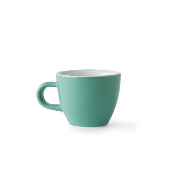 Pack of 6 Demitasse Cups Feijoa, 70ml