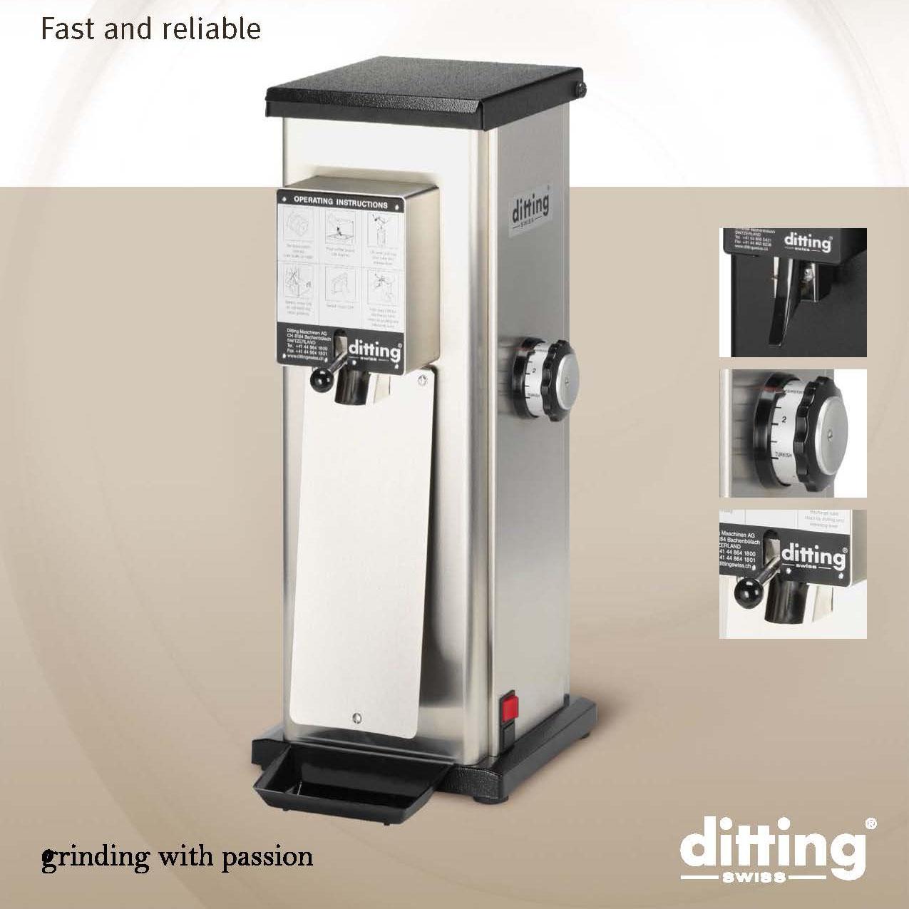 Ditting KR1203 Grinder