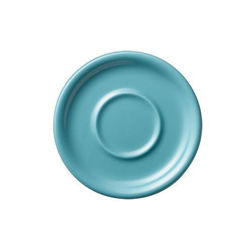 ORIGAMI 6/8oz Saucer Turquoise