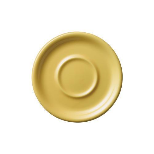 ORIGAMI 6/8oz Saucer Yellow