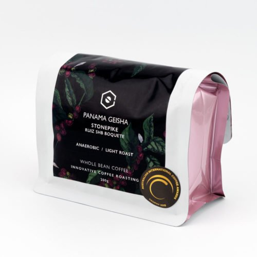 Panama Geisha Ruiz Stonepike Anaerobic Single Origin Coffee