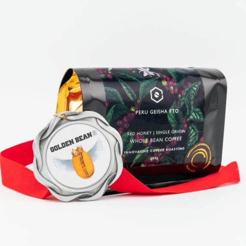 PERU GEISHA FTO Red Honey Single Origin