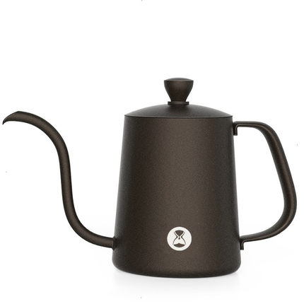 TIMEMORE FISH 03 BLACK POUR OVER COFFEE KETTLE