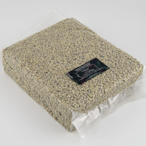 Yunnan High Mountain Reserve Lot 01 Premium Green Coffee Washed 5 kg