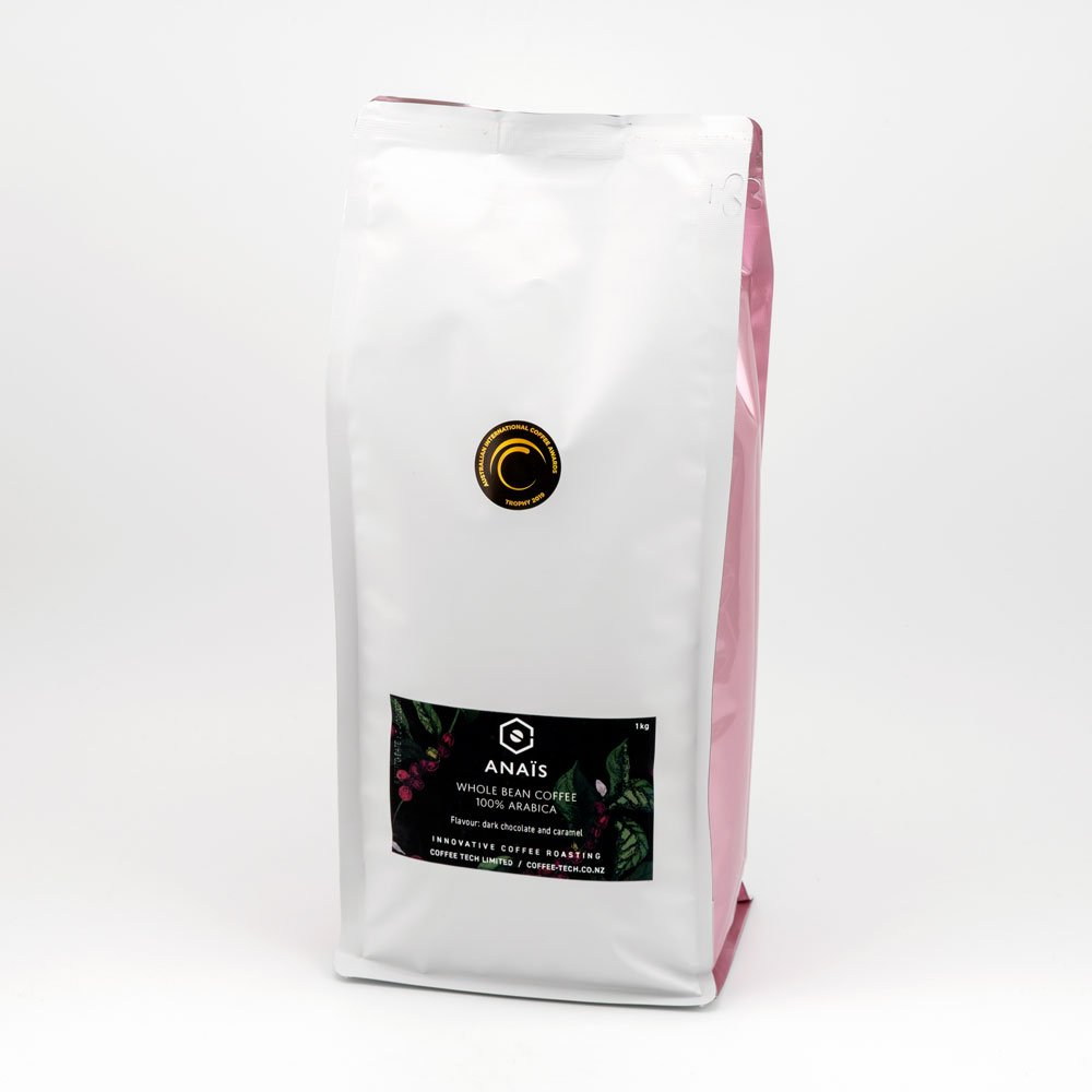 Anaïs Reserve Lot#1 Whole Bean Coffee 1kg