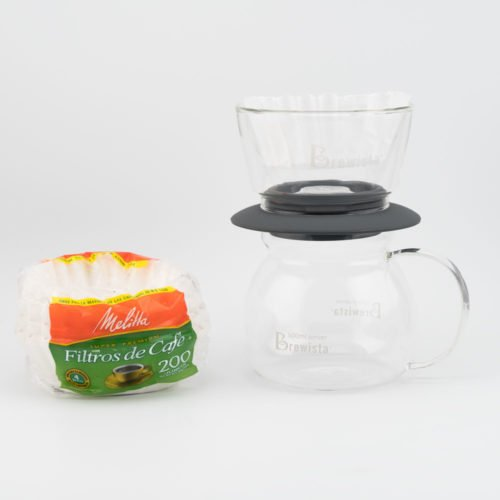 Brewista Double Wall Glass Smart Dripper Kit