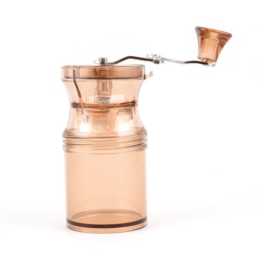 L-BEANS Mini Coffee Hand Grinder