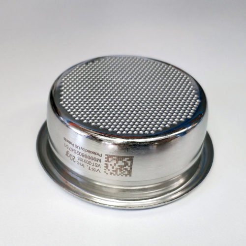VST Precision Filter Baskets 58mm Group 20g Ridged