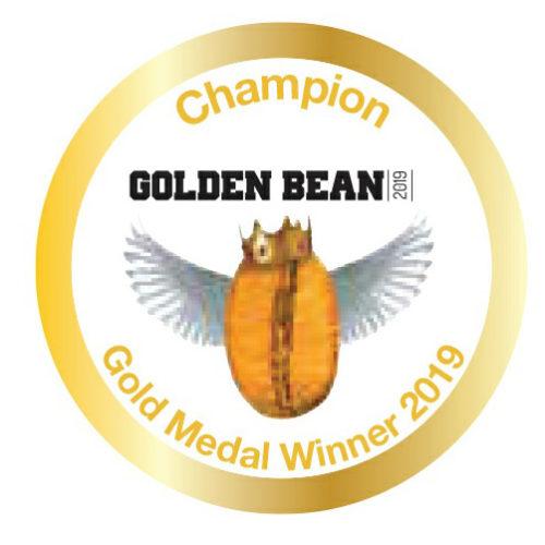 Golden Bean 2019 Gold