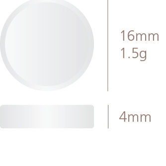 S15 Tablets Dimensions