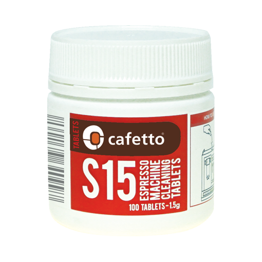 Cafetto S15 100 Tablets