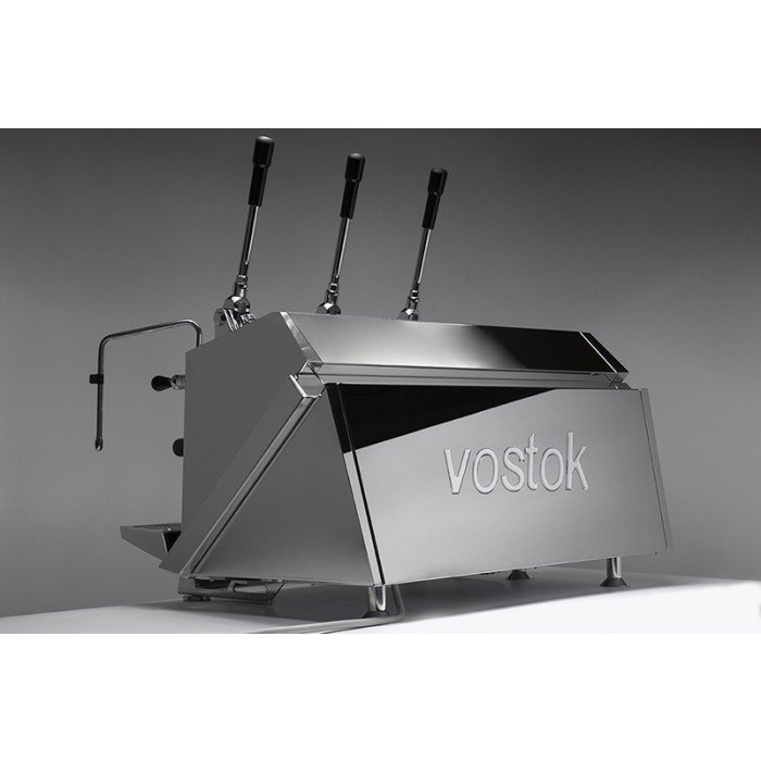 ACS Vostok Lever Espresso Coffee Machine 3 groups