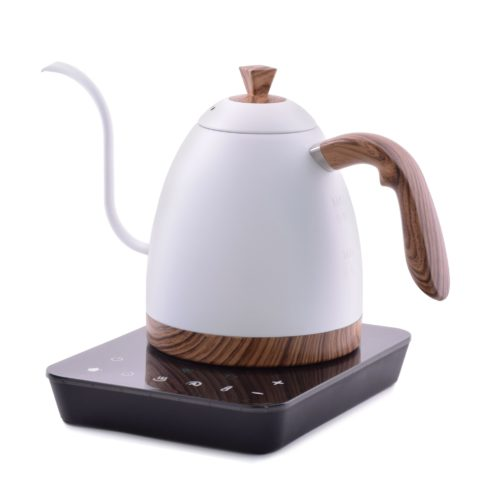 Brewista® Artisan™ Variable Temperature Kettle - 900ml - Gen 2 White