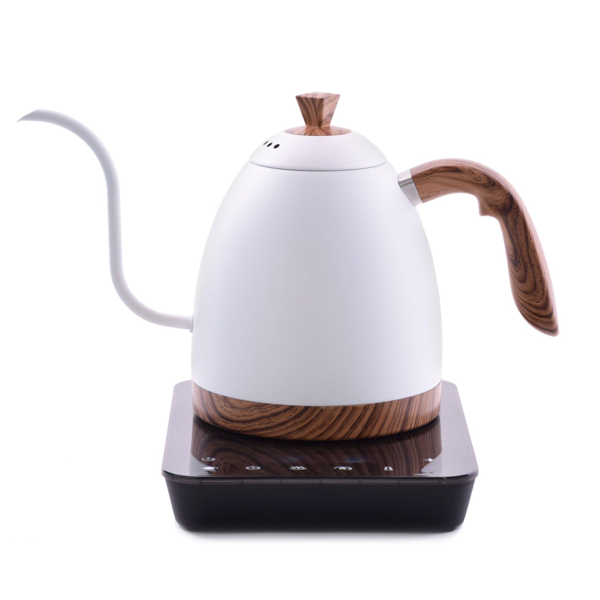 Brewista® Artisan™ Variable Temperature Kettle - 900ml - Gen 2 White