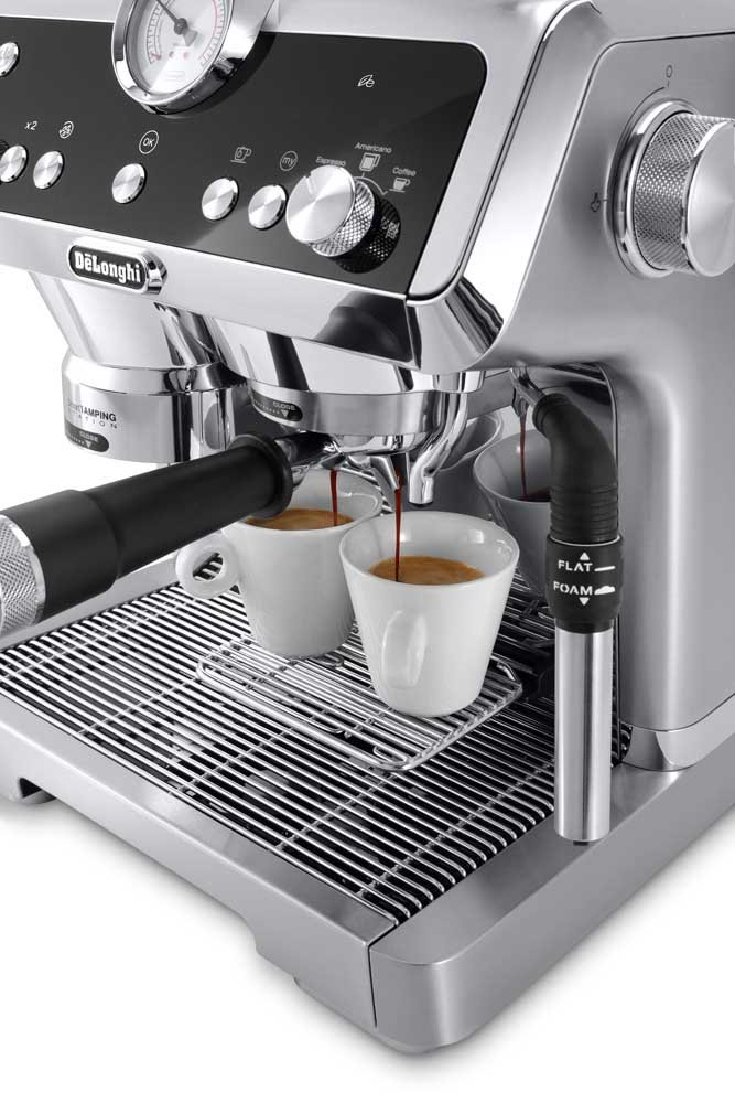 Delonghi La Specialista Manual Coffee Machine - PUMP ESPRESSO