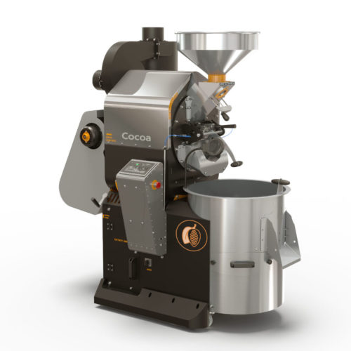 Ghibli R15 Commercial Cacao Roaster