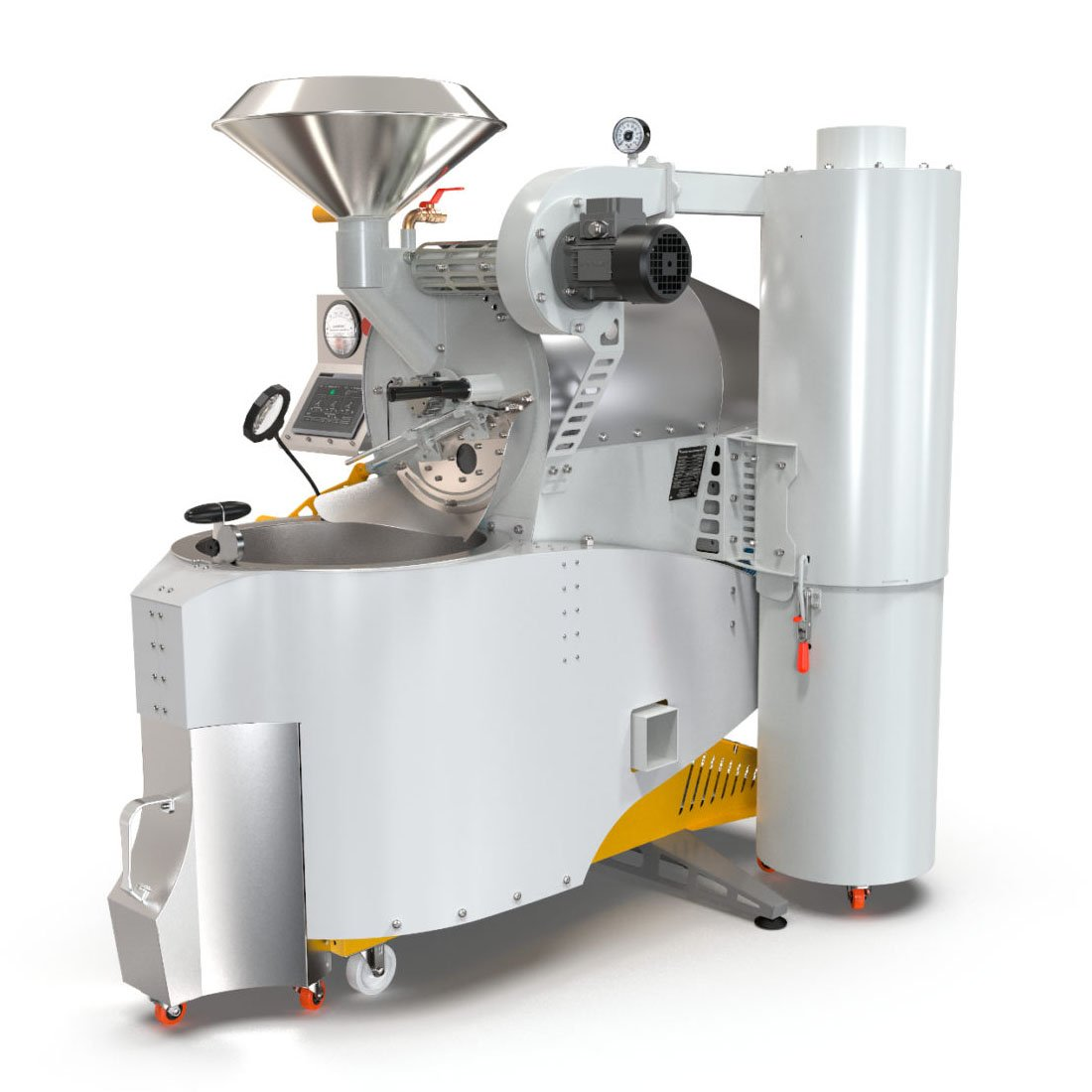 Silon ZR7 Cacao Roaster
