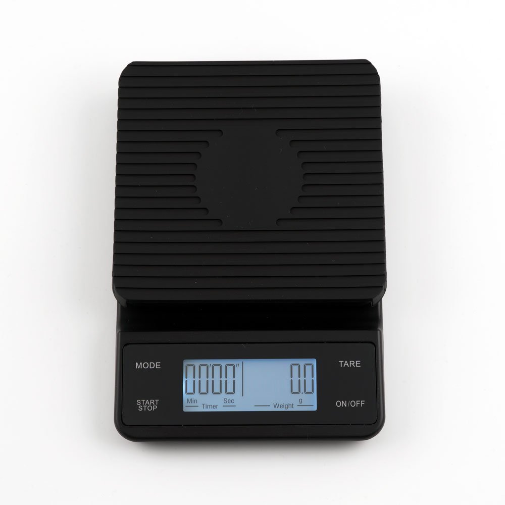 Professional Coffee Scales S2 with Timer, Rechargeable
