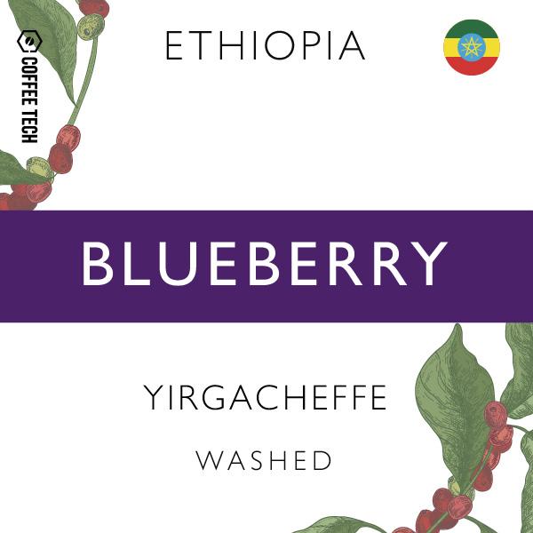 Blueberry - Ethiopia Yirgacheffe