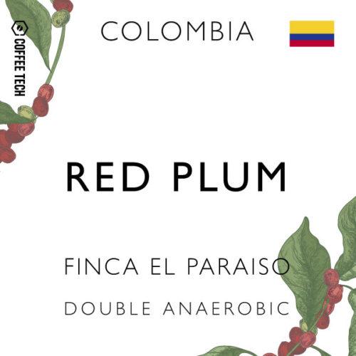 Colombia Finca EL Paraiso Red Plum – Double anaerobic