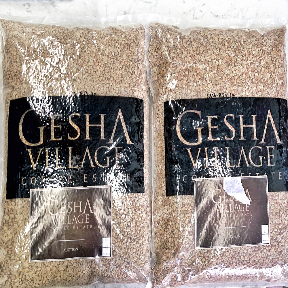 New arrival Gesha Village auction lots - Oma Gesha 1931