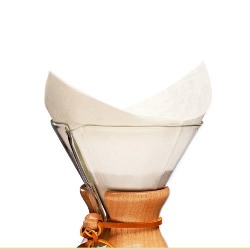 Chemex Filters - Square - 100 Pack