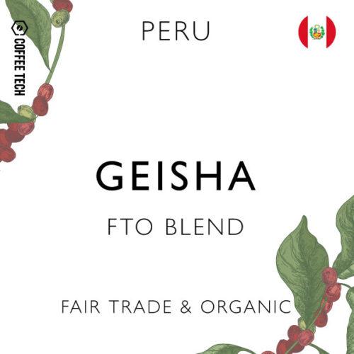 Geisha FTO Organic Blend