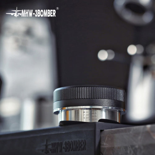 MHW-3BOMBER Slim Coffee Distributor / Distribution Tool 58mm