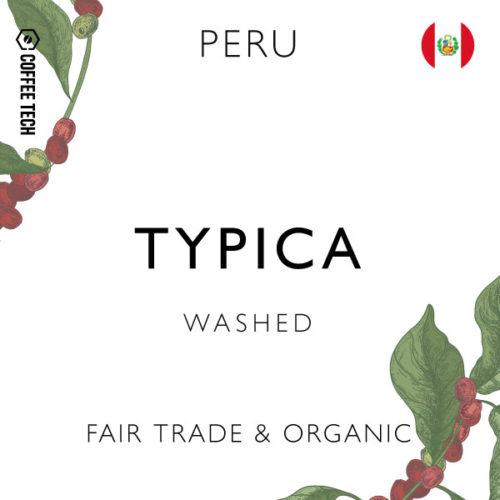 Peru Organic Typica Washed