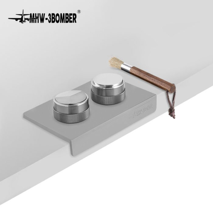 MHW-3BOMBER Coffee Tamper and Distributor