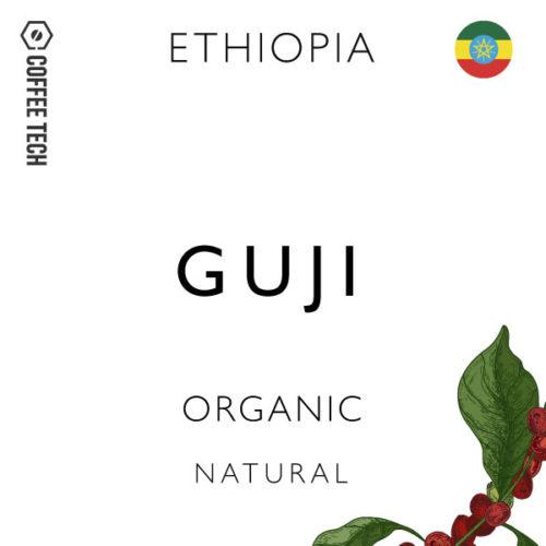 Ethiopia Natural Guji - Organic